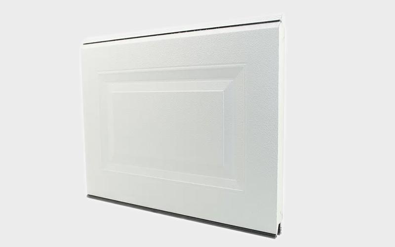Göbekli Kasetli Beyaz Ral 9002 Sandviç Panel