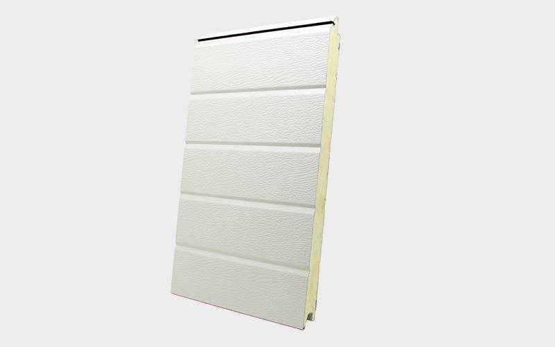 Oluklu Beyaz Ral 9002 Sandviç Panel