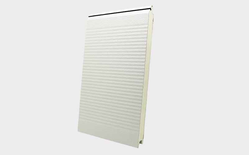 Sık Oluklu Beyaz Ral 9002 Sandviç Panel