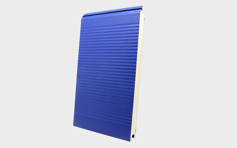 Sık Oluklu Mavi Ral 5010 Sandviç Panel