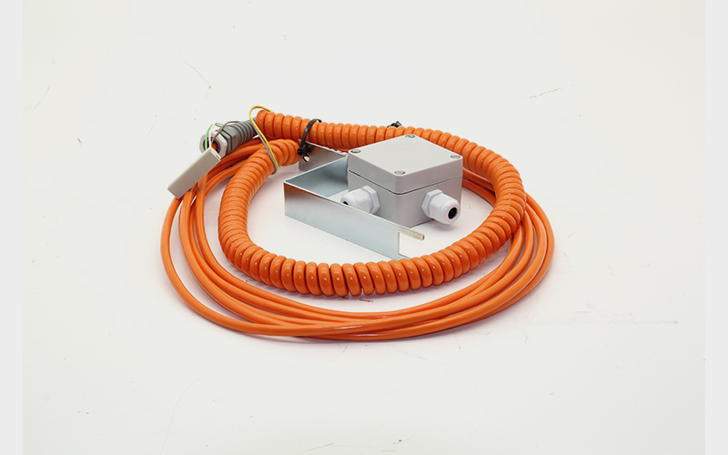 opto lazer spiral kablo