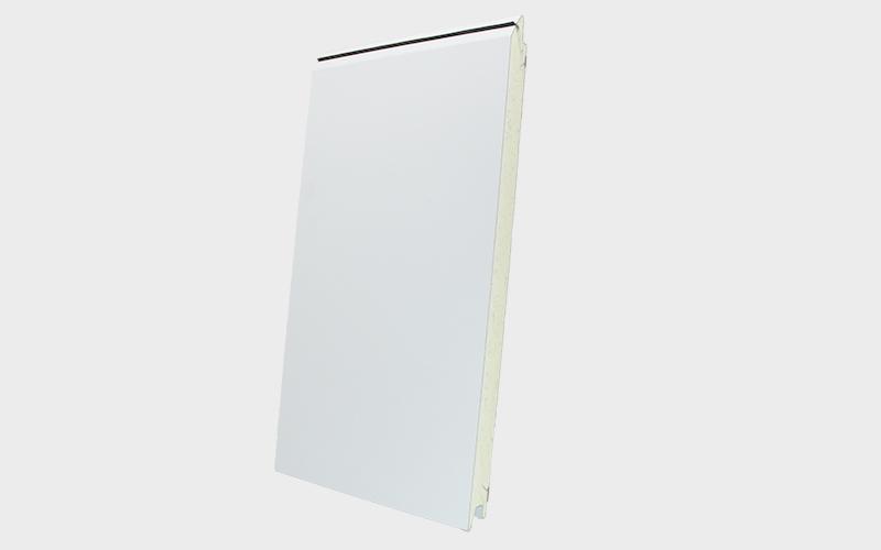 wrinkle düz beyaz ral 9016 sandviç panel